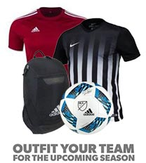 Outfit Your Soccer Team